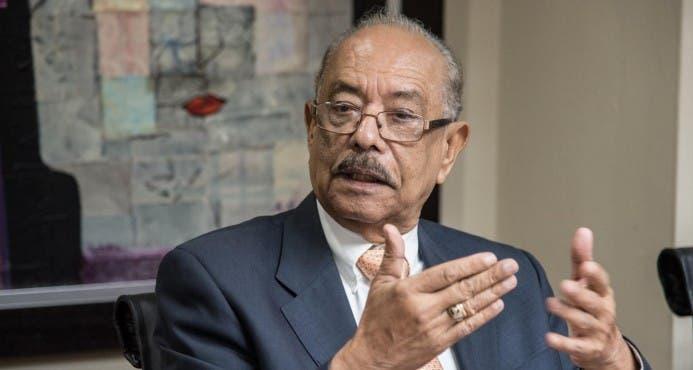 Rafael Gamundi Cordero, presidente del PRSD.