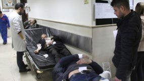 Se trata de la más reciente serie de atentados y acciones suicidas en zonas del país controladas por el gobierno del presidente Bashar Assad.