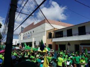 Marcha Verde-Santiago