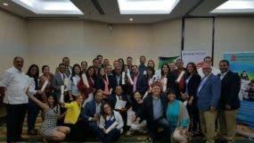Cooperativistas participantes en el diplomado.