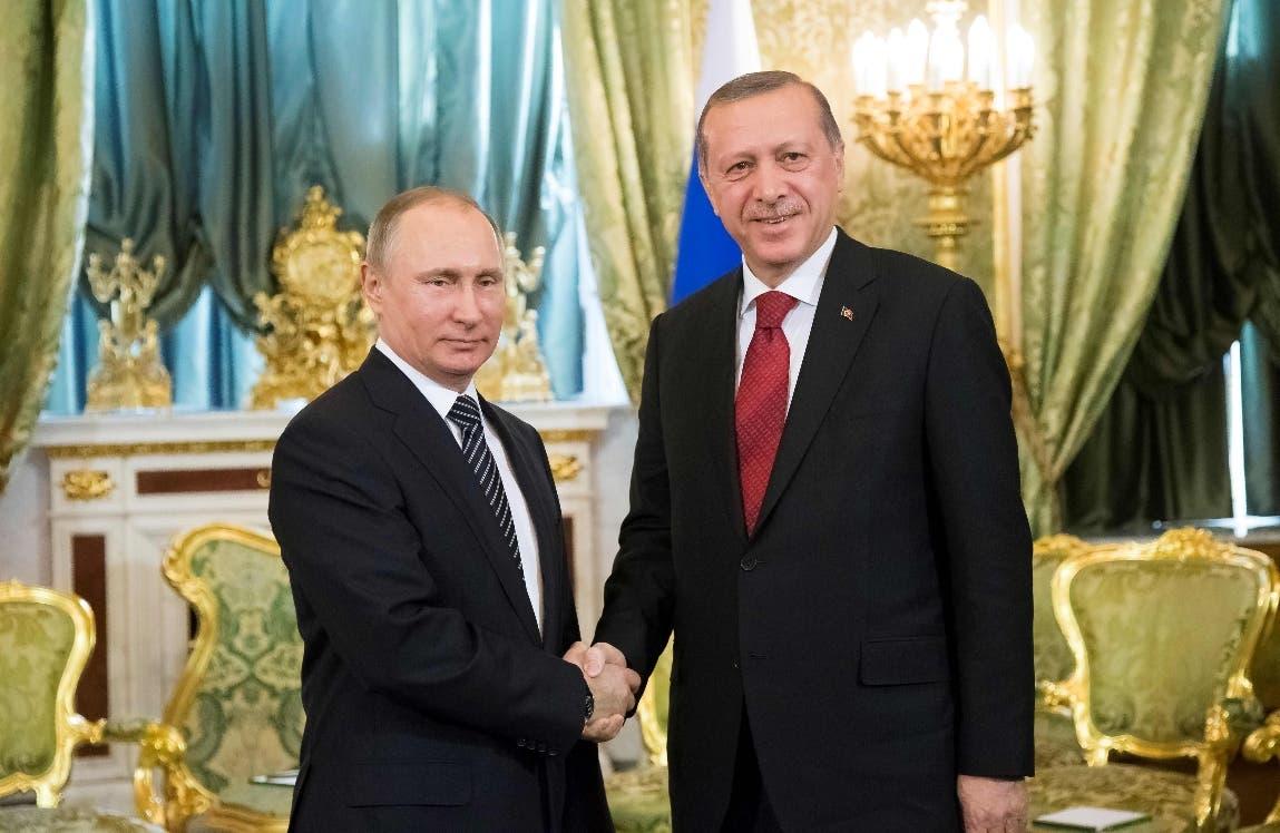 Putin y Erdogan, satisfechos con el ritmo de la normalización de relaciones