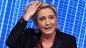 Marine Le Pen. Foto de archivo.