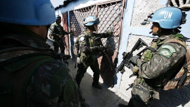 """La ONU ve a Haití listo para la salida de los """"cascos azules"""" 13 años después"""