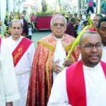 Ozoria llamó a la población vivir el sentido de la Semana Santa.