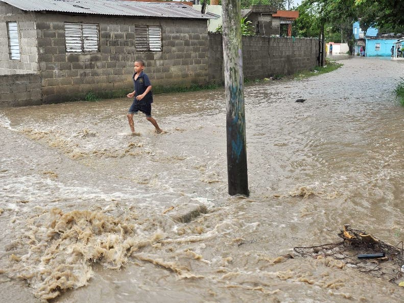 lluvias inundación