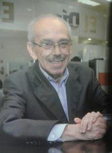 José Rafael Molina Morillo, director de El Día.