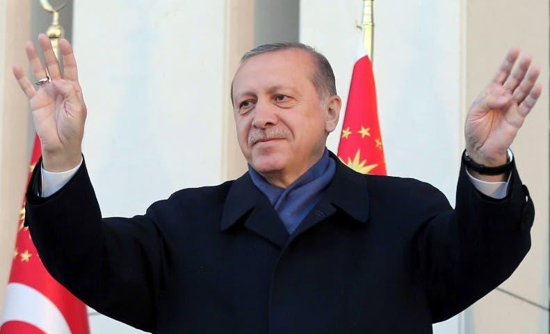 Erdogan celebra su triunfo tras consulta