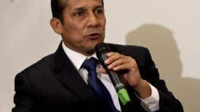 Ollanta Humala,  expresidente de Perú. Archivo