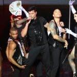 El cantante Ricky Martin  presenta una madurez musical en esta etapa de su carrera.