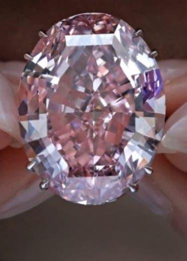 El diamante más caro vendido en US$ 71.2 millones