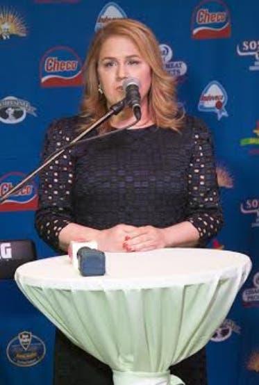 Merijoel Durán fue premiada.