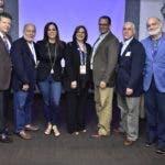 Enrique Mckinney, Julio Chestaro, Pedro Pablo Paredes, Dalia Sued, Daisy Acosta,  Yamil Renú,  Rafael Johnson, José Joaquin Zouain y Héctor Guerrero.
