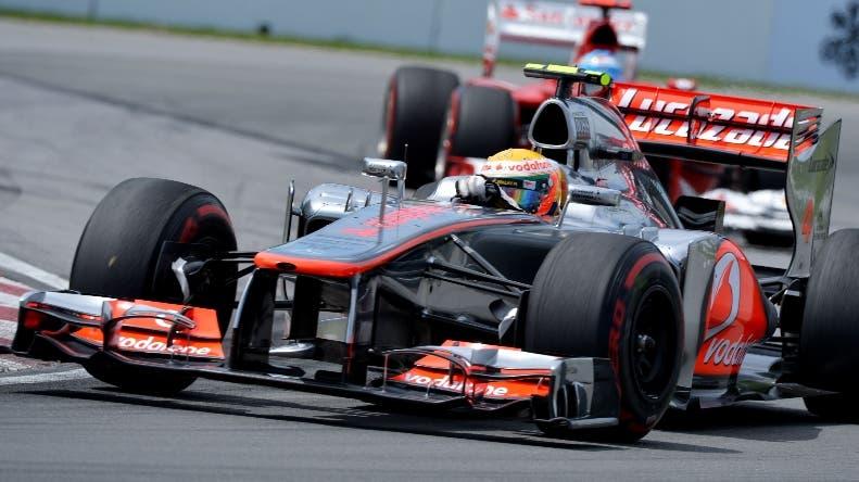Lewis Hamilton y  Mercedes Benz tienen una dura prueba.