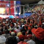 El PRSC celebró la anulada asamblea extraordinaria el 31 de enero en la Gran Arena del Cibao, junto con una Asamblea Ordinaria.