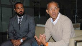 Pedro Reinaldo Garcia y Mario Abreu hablan de la actividad.