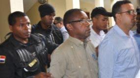 Blas Peralta está acusado de la muerte de Aquino Febrillet.