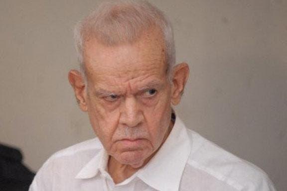 Adriano Román estaba condenado por asesinato.