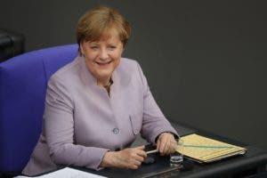 Angela Merkel, canciller de Alemania. Salario: $235.041 (216.278 euros)