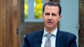 El presidente de Siria, Bashar al Asad concedió una entrevista a la agencia AFP. Asad insistió que sus fuerzas armadas ya no poseen armas químicas.