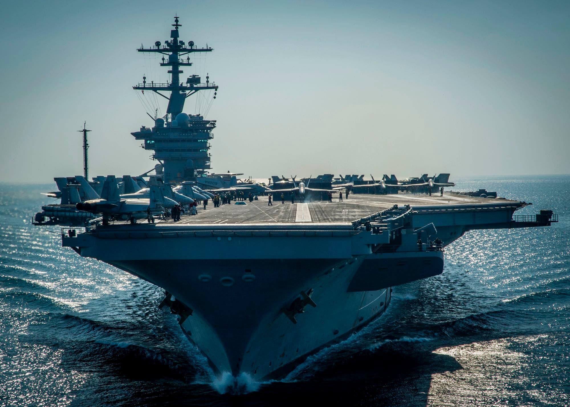 Hace diez días, el Comando del Pacífico anunció que el Carl Vinson y su grupo de ataque abandonó Singapur el 8 de abril para tomar rumbo hacia la Península de Corea.