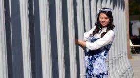 Cassandra Hsiao nació en Malasia pero emigró a Estados Unidos cuando todavía era una niña.