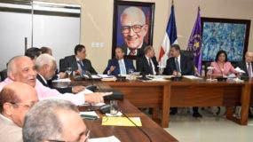 La reunión del Comité Político está pautada para las 7:00 de la noche.