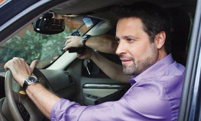 El actor es conductor de Uber en la ciudad de Miami.
