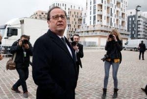 Francois Holland, presidente de Francia Salario: $194.530 (178.920 euros)
