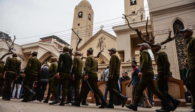 Estado Islámico asume autoría de atentados contra iglesias egipcias