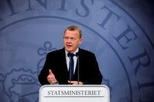 Lars Rasmussen, primer ministro de Dinamarca. Salario: $219.205
