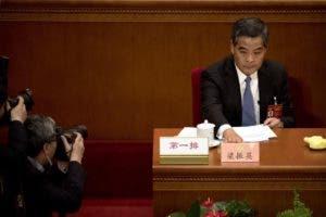 Leung Chun-ying, gobernador de Hong Kong. Salario: $578.320