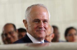 Malcolm Turnbull, primer ministro de Australia. Salario: $385.965
