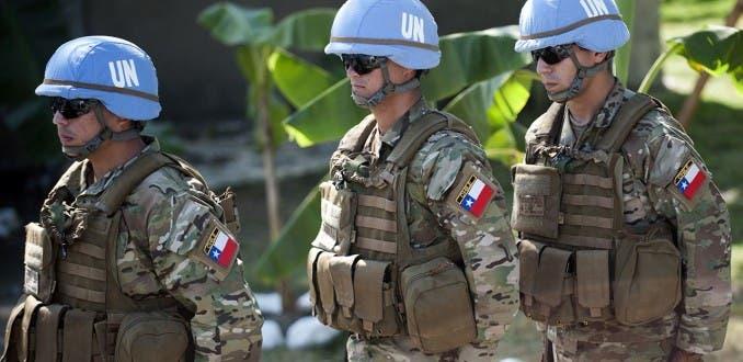 Chile retira sus tropas de Haití después de 13 años en misión de paz