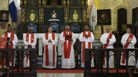 La Iglesia Católica manifestó hoy a través del Sermón de las Siete Palabras su profunda preocupación por los males que a su juicio afectan a la sociedad dominicana.