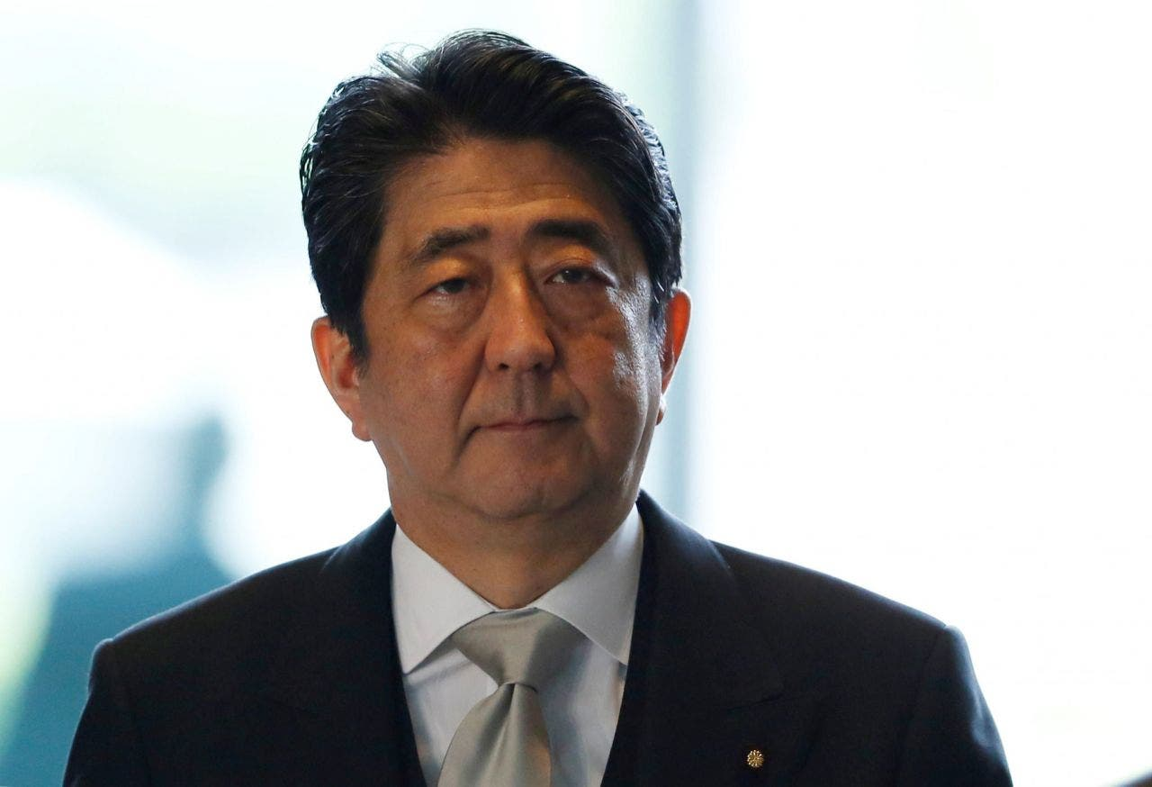 Shinzo Abe de gira oficial en Paraguay