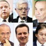 La larga lista de políticos bajo sospecha incluye el 30 % del Senado y el 10 % de los  Diputados.