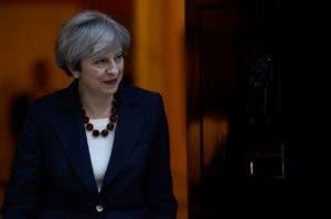 Theresa May, primer ministro de Reino Unido. Salario: $185.962