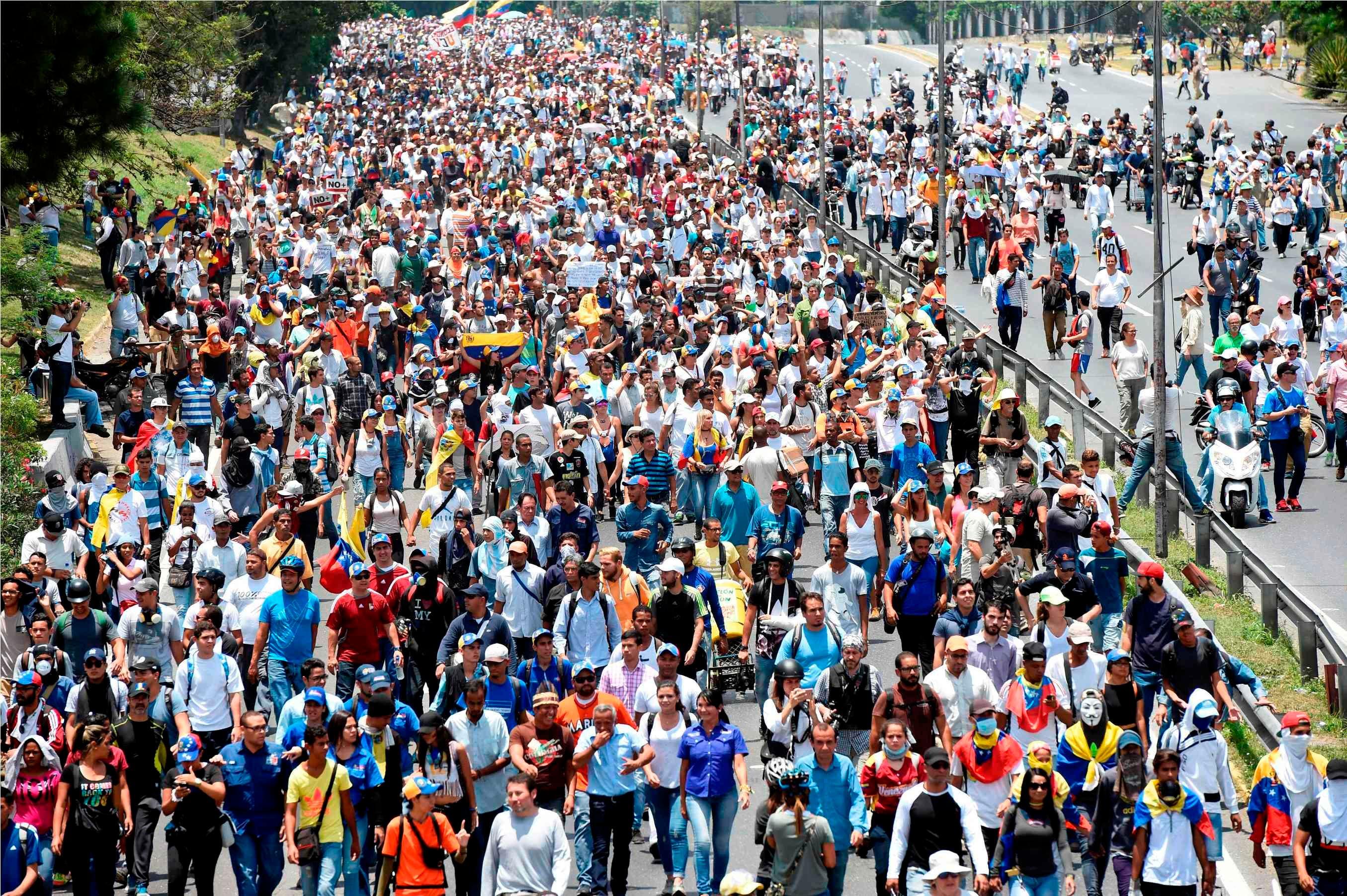 La salida de Venezuela de la OEA