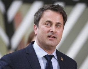 Xavier Bettel, primer ministro de Luxemburgo. Salario: $245.184 (225.600 euros)