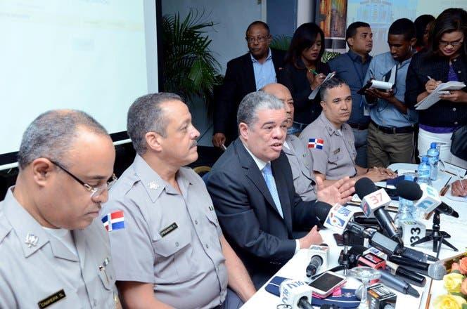 Autoridades implementarán plan de seguridad ciudadana en provincias