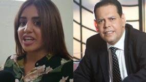 Carolina Baldera de 28 años pidió al merenguero una prueba de ADN.