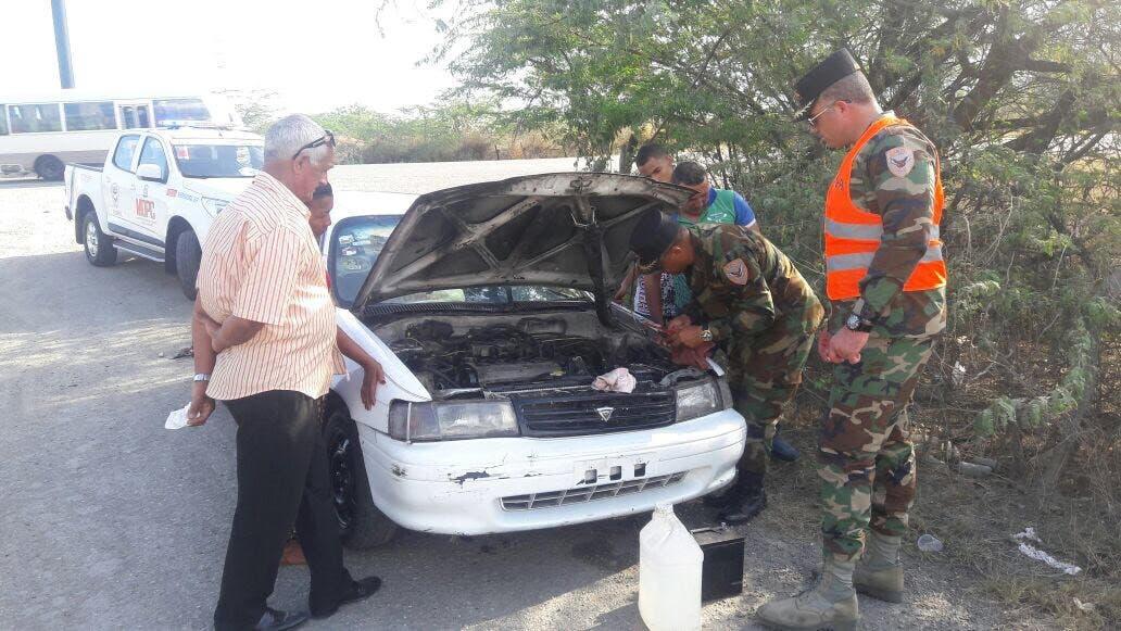 Obras Públicas refuerza asistencia vial por espectáculos en La Romana, Punta Cana y Puerto Plata