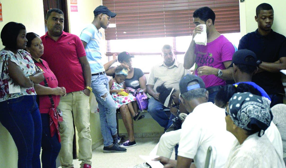 La última epidemia de conjuntivitis que registró el país fue en 2008.
