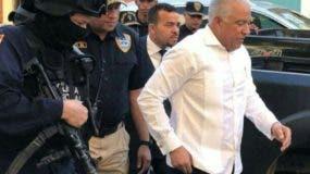 Andrés Bautista envió una carta al PRM en la que se defiende.