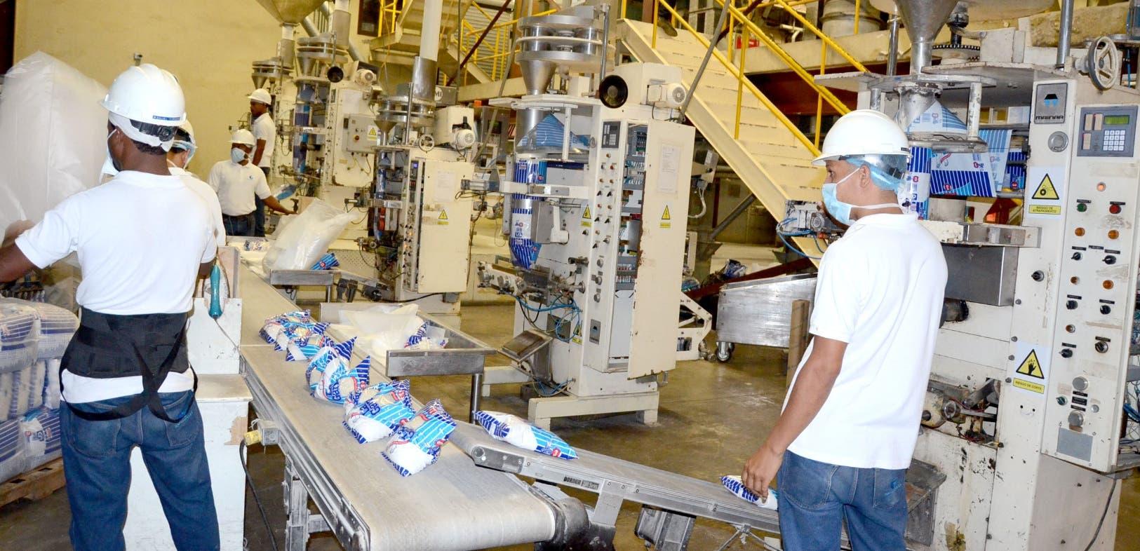 Procesamiento arroz evidencia garantía calidad para su consumo