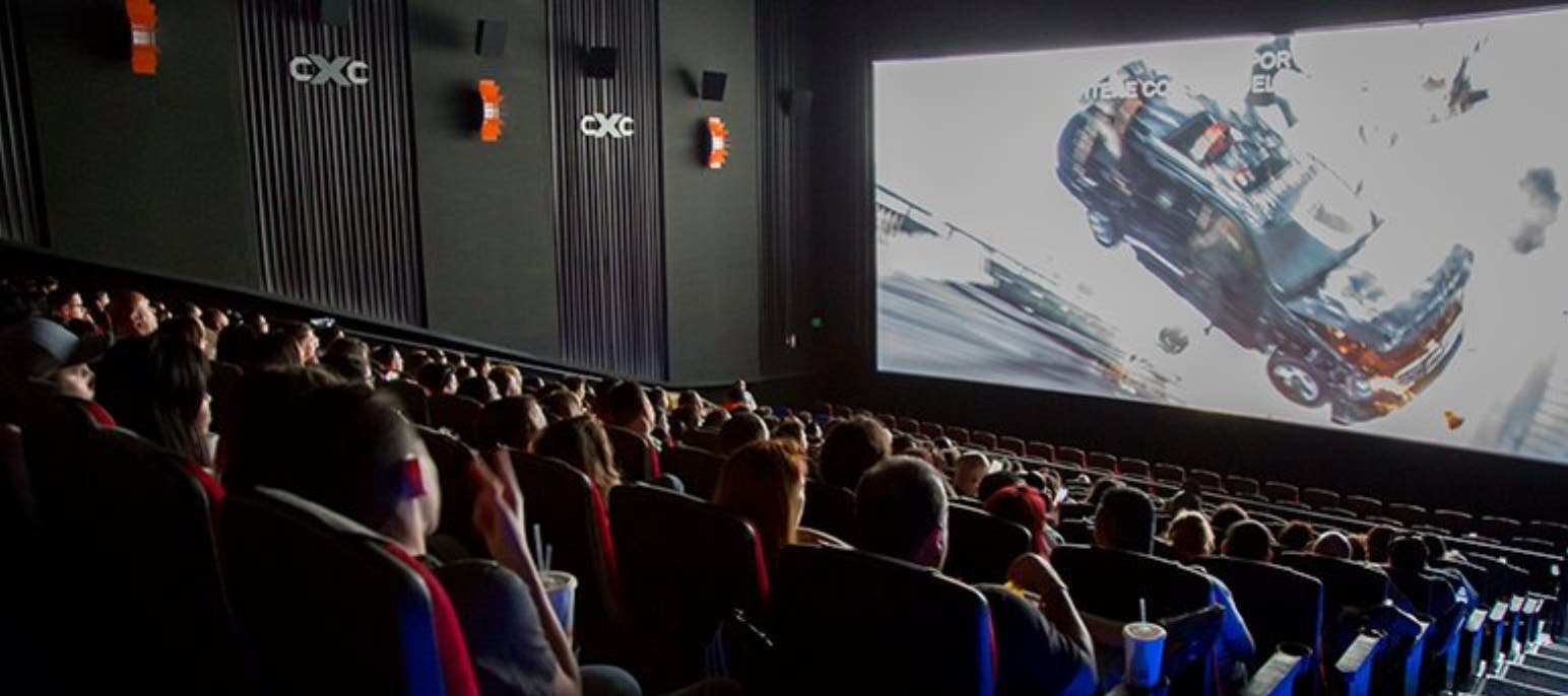 Solo 7 provincias, de 32, cuentan con salas de cine
