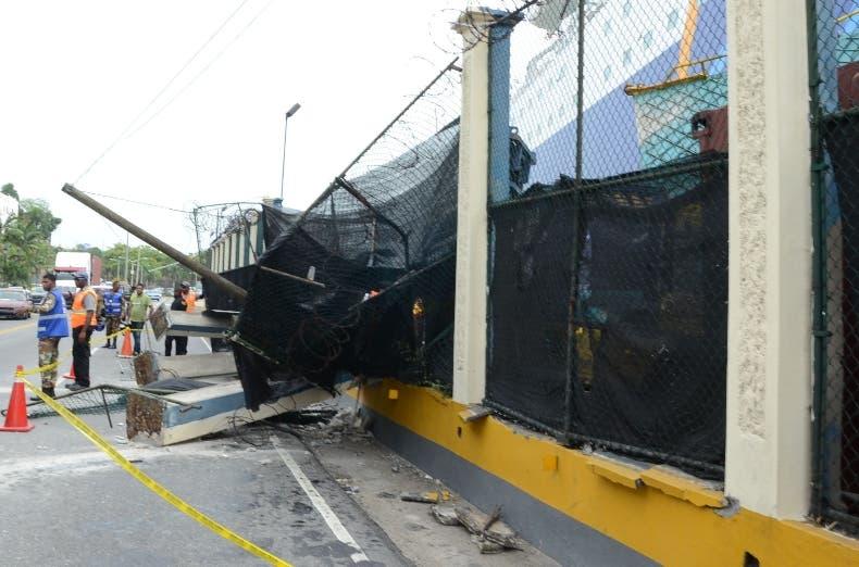 Una falla provocó accidente en ferry