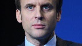 Encuesta da victoria a Macron.