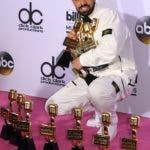 Drake arrasa en los Billboard Music Awards 2017,  entregados el domingo.