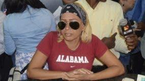 María Reina Paulino, madre de Brayan Félix, resultó muerta el sábado durante enfrentamiento.
